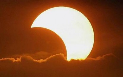 ¿A qué hora ver hoy el eclipse solar?
