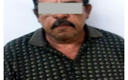 Cae narcomenudista en Chihuahua; es oriundo de Parral