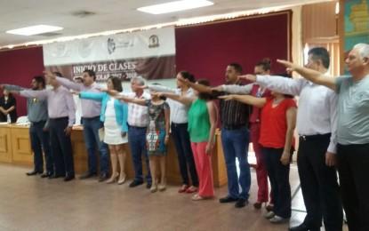 Eligen nueva representación sindical de Tecnológico de Parral