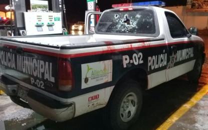 Trasladan a Chihuahua a comandante de Allende baleado