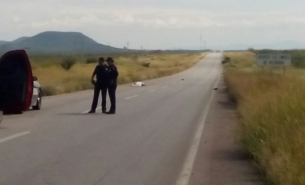 VÍDEO: Localizan una persona sin vida en la carretera a Jiménez