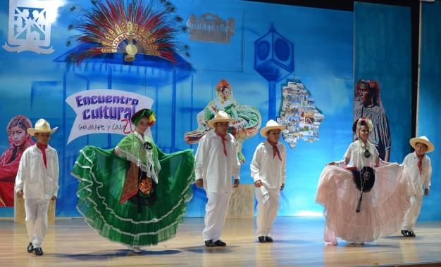 Trascendental el Encuentro Cultural Guadalupe y Calvo 2017
