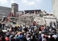 Continúa búsqueda y rescate de víctimas; van más de 300 muertos