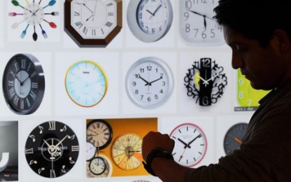 """El domingo… """"fin"""" al horario de verano, hay que atrasar el reloj"""