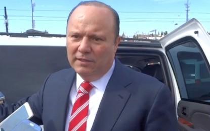Pide PGR a EU detención de César Duarte con fines de extradición