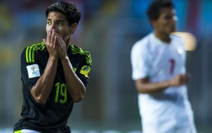 México es eliminado por Irán del mundial Sub-17