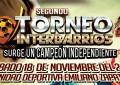 Este sábado el II Gran Torneo Inter-barrios de Futbol