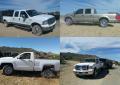 En Villa Escobedo ubicaron 3 camionetas robadas