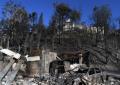 FOTOS: Incendios destruyeron lujosas mansiones de Beverly Hills