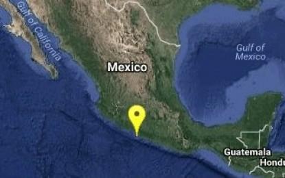 Registra Petatlán, Guerrero, sismo de 5 grados; lo sintieron en CDMX