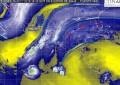 Prepárese: Prevén más nevadas en la Sierra por la 3ª Tormenta Invernal