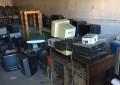 Gran respuesta en el acopio de basura electrónica