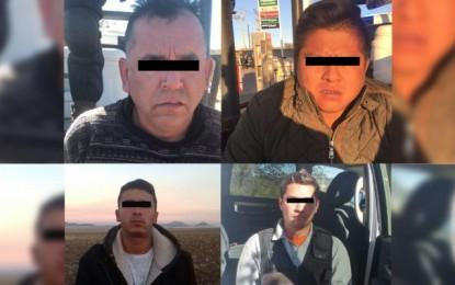 Enfrentamiento en Carichí deja 4 detenidos: tenían plagiadas a 13 mujeres