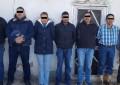 Capturan a siete tras enfrentamiento en Madera
