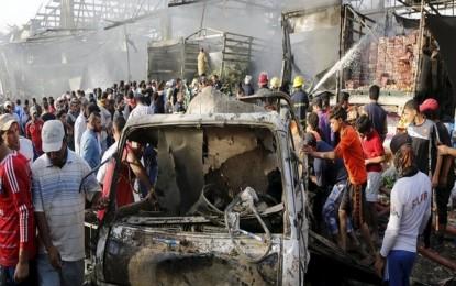 Doble atentado en Bagdad deja más de 30 muertos