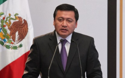 Oficial: Miguel Ángel Osorio Chong deja Segob