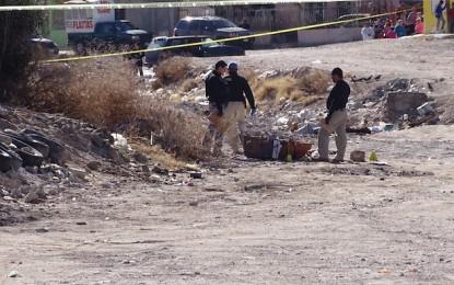 Dentro de maleta dejan cuerpo en Ciudad Juárez