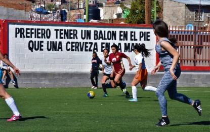 Gran respuesta para integración de la 1er selección femenil de fútbol