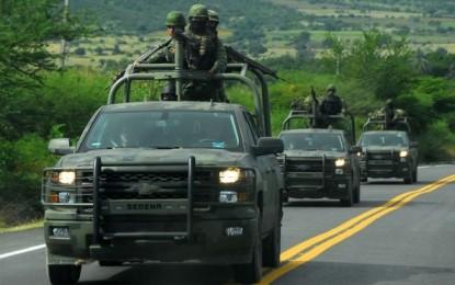Balacera entre Ejército y criminales en Carichí; varios muertos