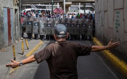 Protestas por comida en Venezuela dejan cuatro muertos y la heridos