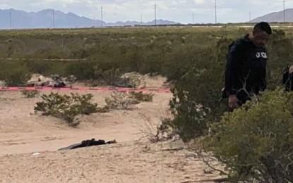 Localizan 3 cadáveres en la carretera Juárez-Casas Grandes
