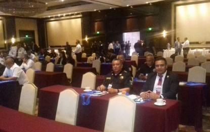 Director de Seguridad Pública asiste al Primer Seminario de Seguridad en Chihuahua