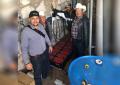 Rehabilitan purificadora de agua potable en comunidad Ballezana