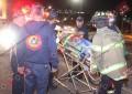 Identifican a joven lesionado en accidente de la Niños Héroes