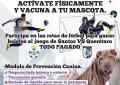 """Deporte y juventud, unidos por la salud de las mascotas """"Juventud Activa"""""""
