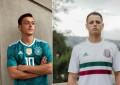 Aún no es el Mundial y Alemania ya retó a la Selección de México para ver quién tiene el mejor uniforme