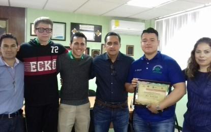 Gana el CONALEP 2do y 3er lugar en concurso regional de ciencias básicas