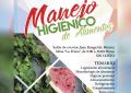 Este miércoles el curso gratuito de Manejo Higiénico de Alimentos