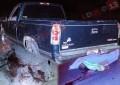 Camioneta en escena de degollado también tenía restos hemáticos: Fiscalía