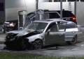 """""""Vamos a ver a Jesús"""": incendió auto con sus 3 hijas dentro"""