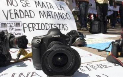 Ejecutan a 43 periodistas durante sexenio de Peña Nieto