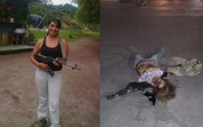 Identifican a mujer ejecutada en Villa López; publicaba gustos por el narcotráfico