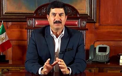 """Peña y secretarios participarían en desvío, por eso """"rescate"""": Corral"""