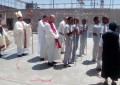 Preside Obispo misa de bautismo y confirmación en CERESO de Guachochi