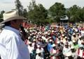 Con una asistencia de más de 3 mil 500 personas arranca su campaña Chuy Velázquez a la diputación