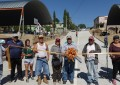 Ponen en marcha vecinos de la colonia PRI la calle Quebrada