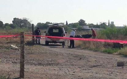 Localizan un ejecutado en comunidad Salaices perteneciente a Villa López