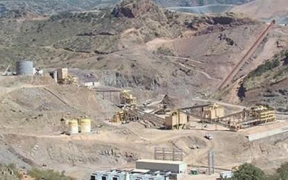 Confirman suspensión de operaciones de Mina Dolores en Madera