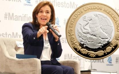 Peso repunta ¡tras renuncia de Margarita! Dólar baja a este precio