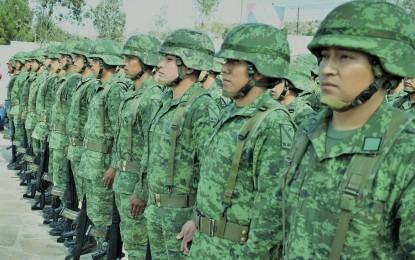 El Ejército y F.A.M. invitan a los jóvenes de Parral a formar parte del 76/o Batallón de Infantería