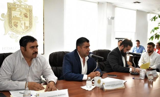 El Alcalde, Alfredo Lozoya, solicita licencia para ir por la reelección