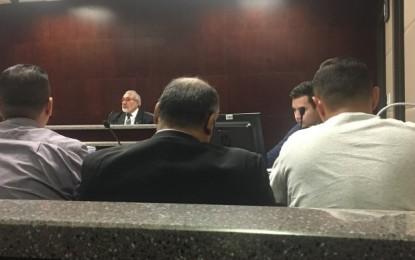 Antonio Tarín ante el juez, ahora por peculado de $12 millones