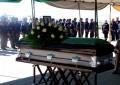 A escopetazos; Homenajean al oficial Santiago García Pérez