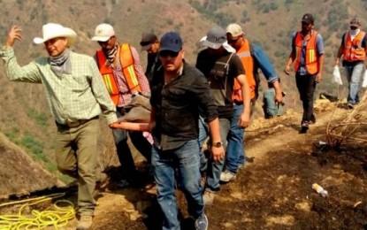 Aún cinco mineros desaparecidos en La Cienegüita Urique