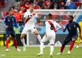 Francia avanza a octavos y elimina a Perú