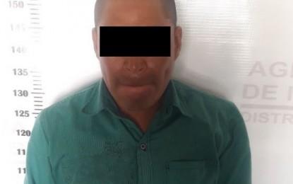 Detienen a presunto responsable de decapitar a un hombre en Guachochi